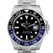 Rolex Oyster Perpetual Date GMT-Master II Mens Automatic Watch...