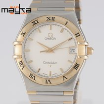 Omega Constellation Quartz Steel and Gold 18k 1312.30.00