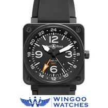 Bell & Ross BR 01-93 GMT 24H Ref. BR0193-GMT
