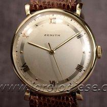 제니트 (Zenith) Original 1945 18kt. Gold Watch Top Condition Cal....