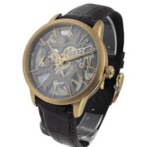 Maurice Lacroix MP7138-PG101-030 Masterpiece Squelette in Rose...