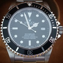 Rolex Sea-Dweller 16600 série Y (11/2003)- CORNES PLEINES