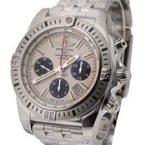 Breitling AB01154G-G786-375A Chronomat 44 Airborne in Steel -...