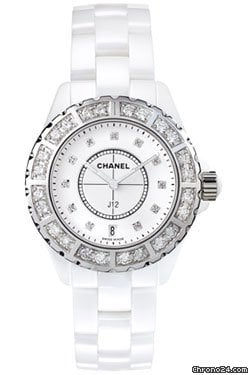 Chanel J12 White Ceramic 33mm Quartz