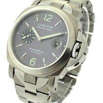 Panerai PAM 91 MARINA on Bracelet Discontinued Model