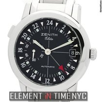 Zenith Elite Port Royal V Dual Time 38mm