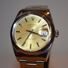 Rolex OYSTER PERPETUAL DATE AUTO RARE DIAL PERFECT CONDITION