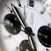 Baume & Mercier Capeland S Chronographe MOA8111