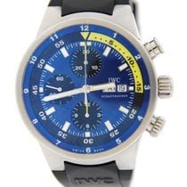 IWC Aquatimer Tribute To Calypso Chronograph Stainless Steel