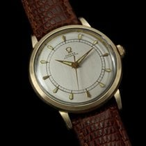 Omega 1954 Vintage Mens Mid Century Watch, Automatic, Waterproof