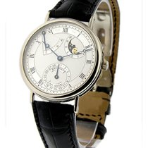 Breguet 3130bb/11/986 Classique Power Reserve - White Gold on...