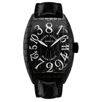 Franck Muller 8880 SC BLK CRO White GOld Watch