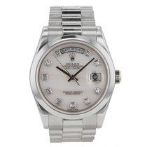 Rolex Day-Date Platine - 118206
