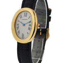 Cartier Baignoire Yellow Gold on Strap