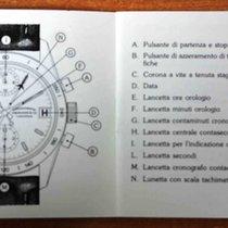 Eberhard & Co. vintage booklet for chrono champion...