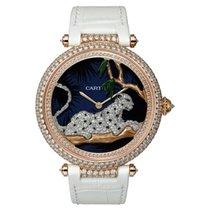 Cartier Panther au Claire de Lune Pave Ret: $186,000