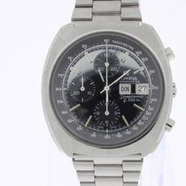 Omega Speedsonic f300Hz Chronograph mirror dial NEW OLD STOCK