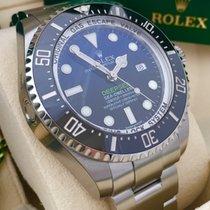 Rolex Sea-Dweller Deepsea 116660 D-Blue / MwSt. Rechnung