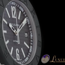 Bulgari Bvlgari Diagono Automatik Black Dial 40 mm