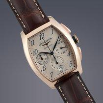 Longines Evidenza 18ct Rose gold automatic chronograph Full Set