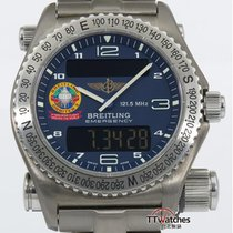 Breitling Emergency Orbiter 3 Limited Edition Box Papers