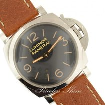 Panerai 1950 Luminor Historic 3 Days 47mm Pam 372 Steel...