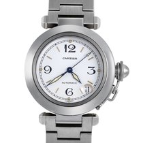 Cartier Pasha Unisex Automatic Stainless Steel Watch W31015M7