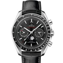 Omega SPEEDMASTER MOONWATCH OMEGA CHRONOMETER MOONPHASE 44.25MM