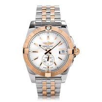 Breitling Galactic 36 Midsize MOP 18K Rose Gold Automatic