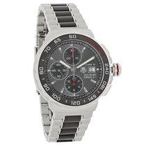 TAG Heuer Mens Formula 1 Automatic Chronograph Watch CAU2011.B...