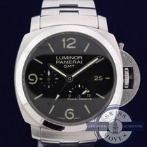 Panerai PAM 321 Luminor 1950 3 Days GMT Power Reserve Automatic