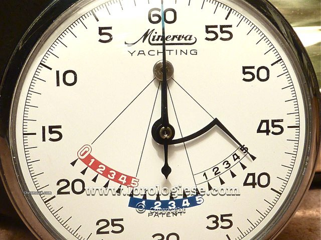Minerva Yachting - Sailing Regatta Countdown Timer Chronometer