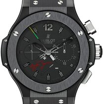Hublot Big Bang Evolution Split Second Ayrton Senna Limited