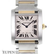 Cartier Tank Francaise Ref. W2TA0003