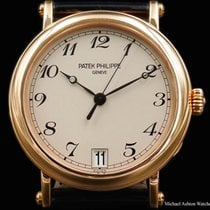 Patek Philippe Ref# 5053 Rose Gold, Officer's Campaign
