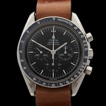 Omega Speedmaster Chronograph Pre Moon Stainless Steel Gents...