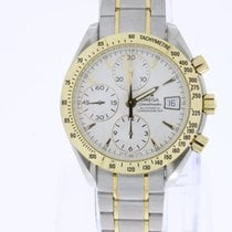 Omega Speedmaster Date Automatic Chronograph Bicolor NEW