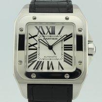 까르띠에 (Cartier) Santos 100 Automatic Steel 2656