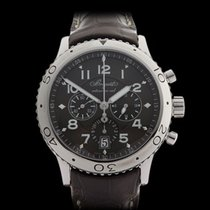 Breguet Transatlantic Type XXI Stainless Steel Gents 3810ST92/9ZU