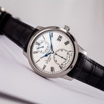 Glashütte Original Senator Chronometer 18kt White Gold