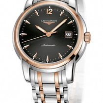Longines The Saint-Imier 38mm L2.763.5.52.7 Steel Rose Gold Mens