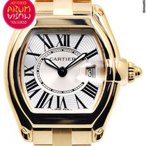 Cartier Roadster Ladies Gold