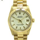 Rolex DateJust 31mm 18k Yellow Gold President Mid-Size 68278