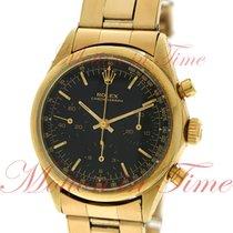 "Rolex Chronograph ""Pre-Daytona"" Circa 1967, Black..."