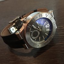 Bulgari Diagono GMT