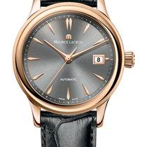 Maurice Lacroix Les Classique Date Gold Grey DIal, Black...