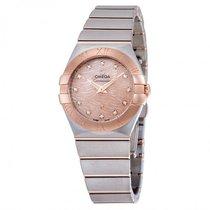 Omega Ladies 12320276057004 Constellation Watch