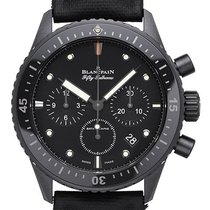 Blancpain Sport Automatique Fifty Fathoms Bathyscaphe Chrono