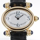 Chopard Classic Feminine Oval 18k Yellow Gold Quartz Watch For...