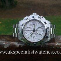 TAG Heuer Aquaracer Chronograph - CAF2011 - Full Set